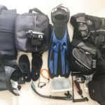scuba gear and equipment for diving in the Philippines