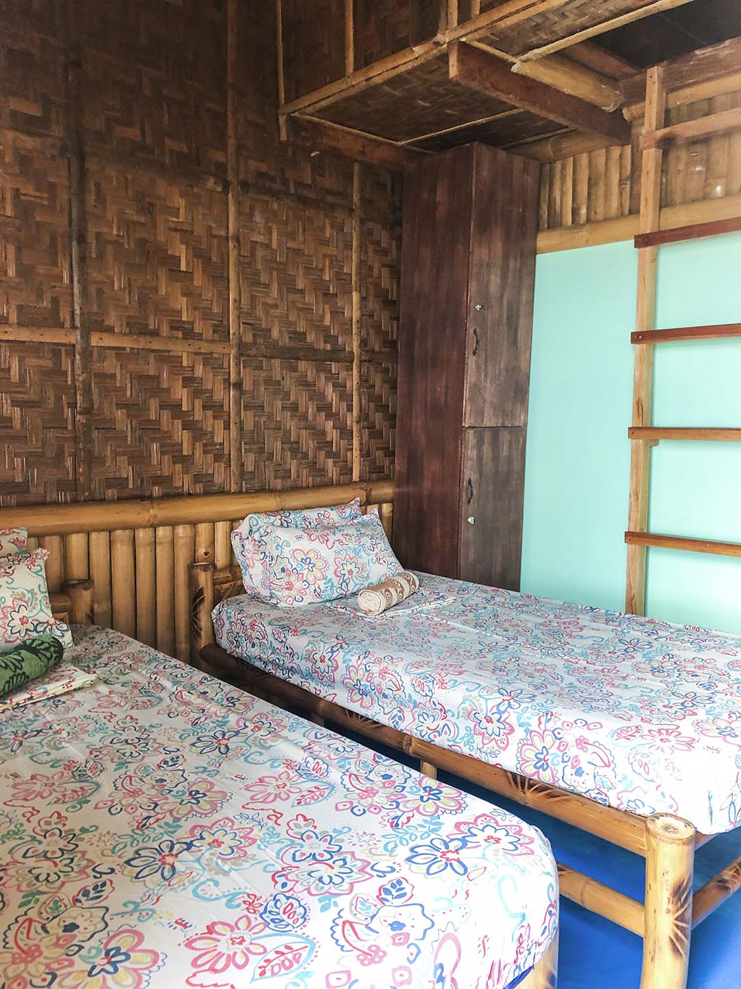 Pawikan Eco Dive Resort and Bistro in Siquijor with clean and simple rooms