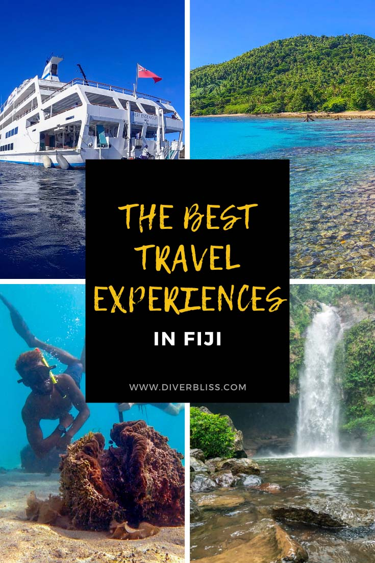 The Best Travel Experiences in Fiji