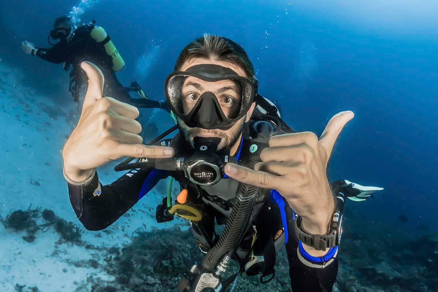 Why you should log your dives: work on your skills