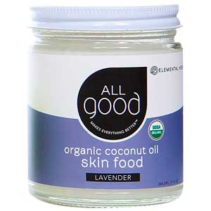 Organic Coconut Oil from All Good