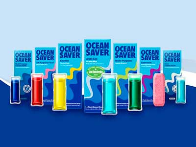 Ocean Saver Power Cleaning Ecodrops