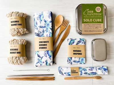 Customizable Zero Waste Kit from Spruce and Pine