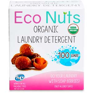 Organic Laundry Detergent from Eco-Nuts
