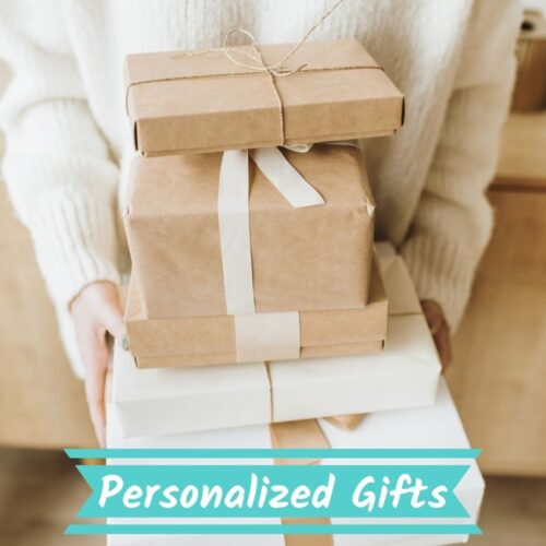 Personalized Gifts for Divers