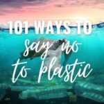101 ways to say no to plastic