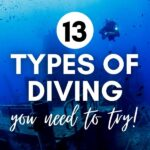 13 types of diving you need to try