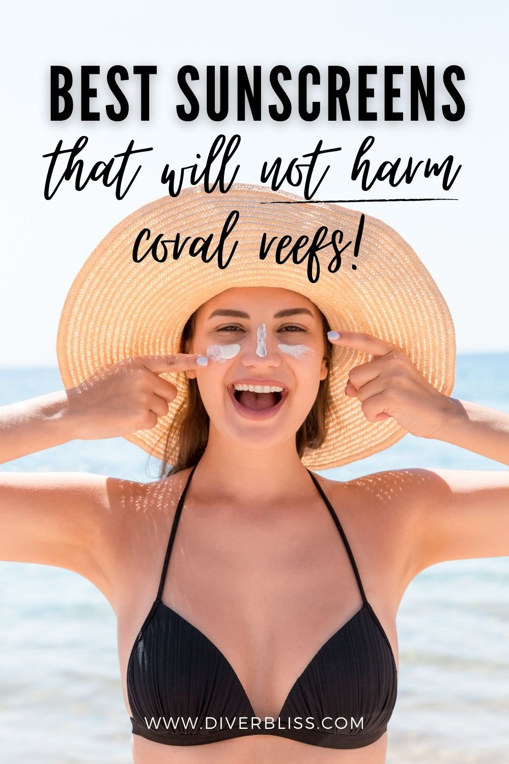 best sunscreens that will not harm coral reef