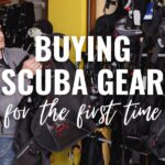 buying scuba gear for the first time