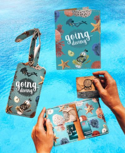 Dive Travel Gifts Set for Women