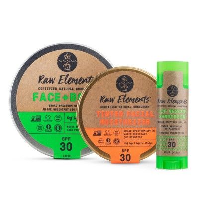 Raw Elements USA Summer Essential Pack