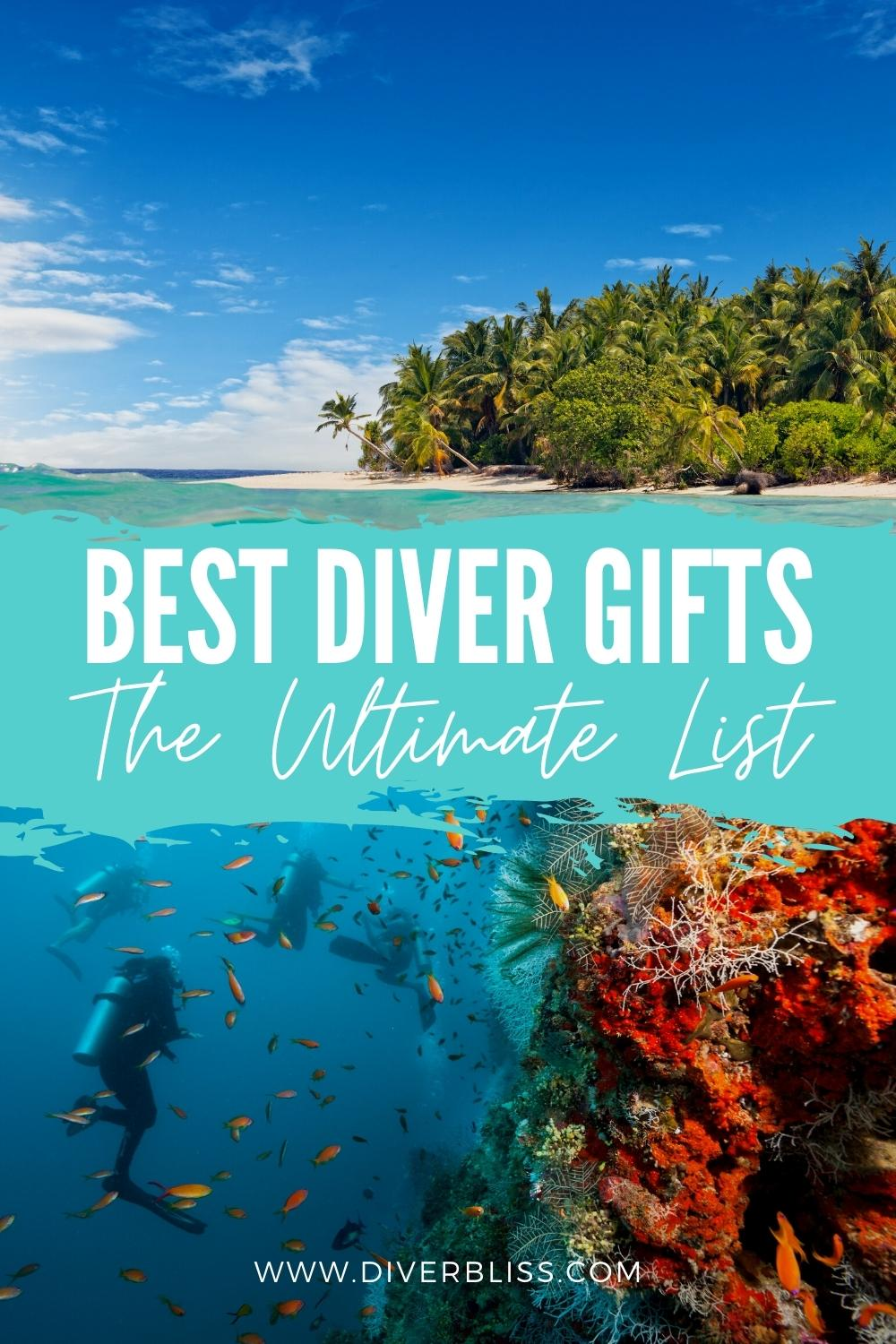 The Ultimate List of Best Diver Gifts