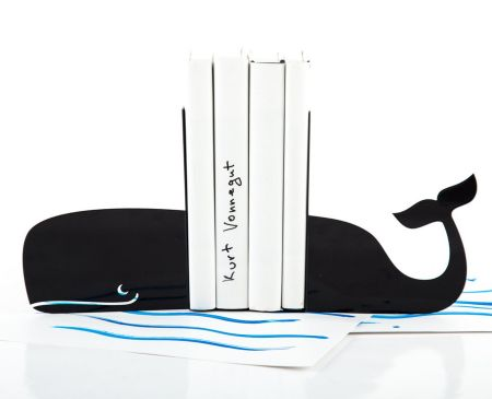 Whale Bookends from Design Atelier Article