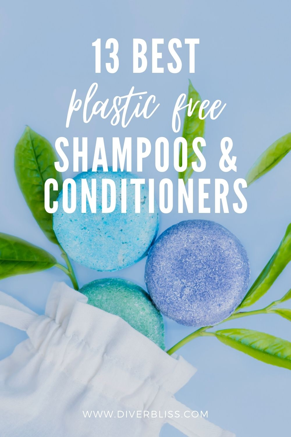 13 best plastic free shampoos and conditioners