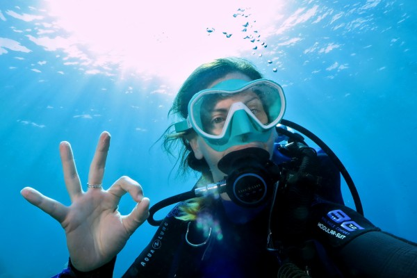 World Adventure Divers by Florine