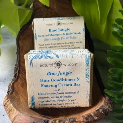 Natural Wisdom Spa Blue Jungle Natural for Perfect Curly Hair