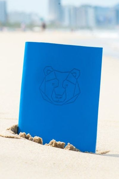Diving Journal by Bear In Mind Logbooks Co