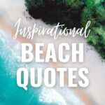 inspirational beach quotes