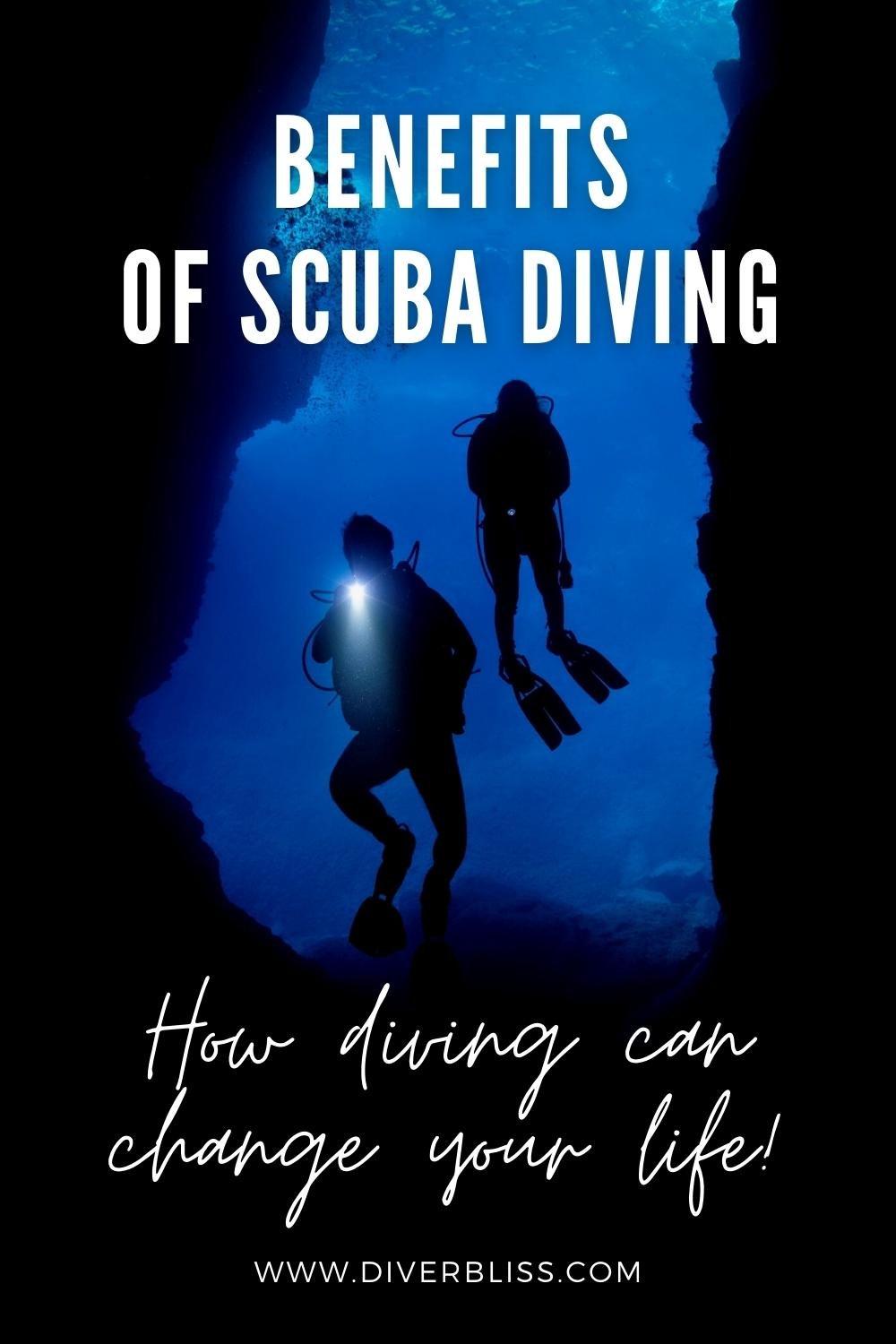 Benefits of scuba diving: How diving can change your life