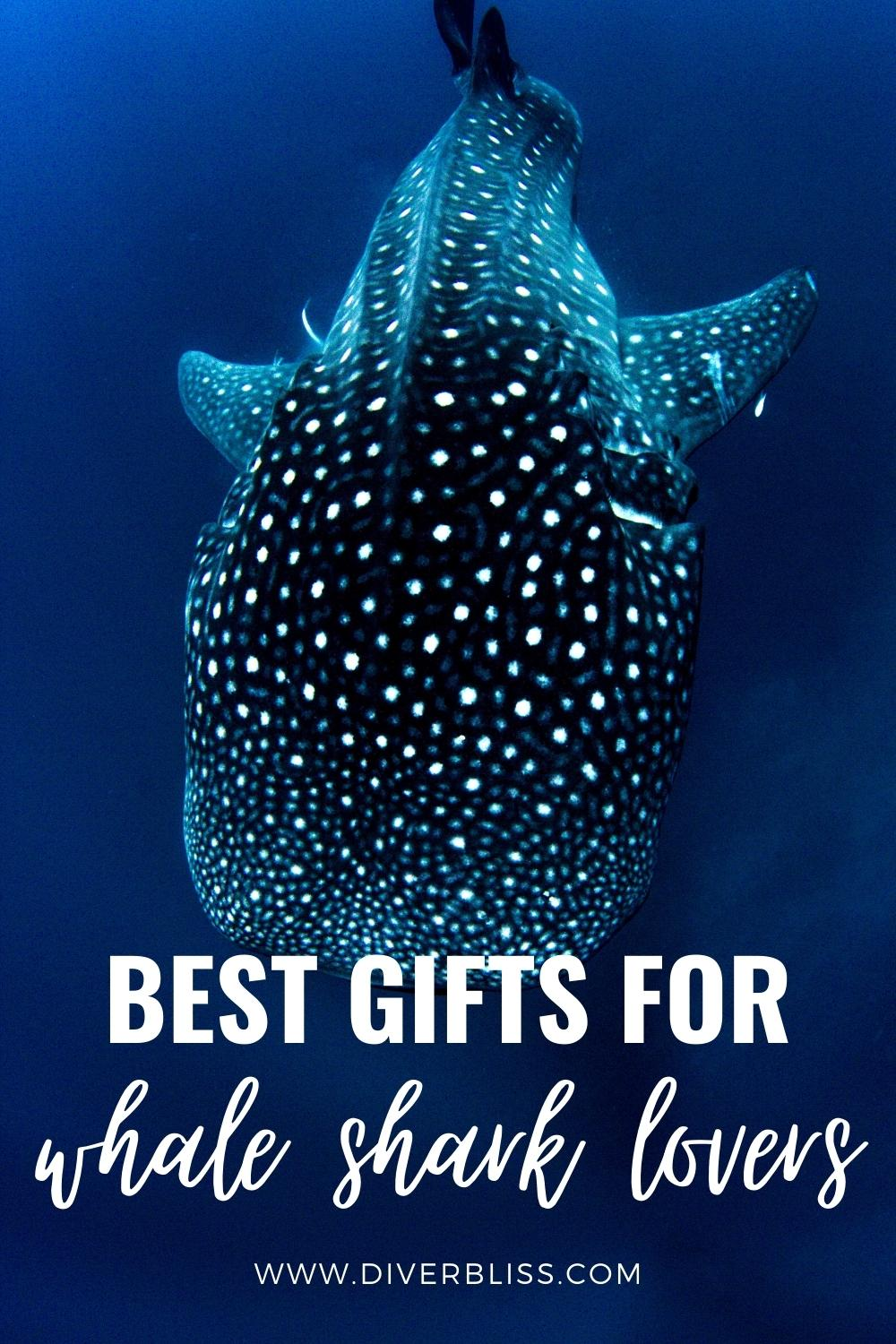 best gifts for whale shark lovers